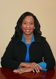 Chantel Robinson, VP of Administrative Operations