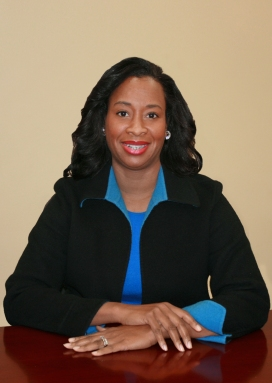 Chantel Robinson, VP of Administrative Operations
