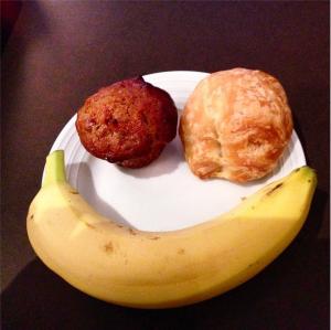 Smile for breakfast!
