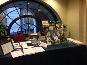 ASIS Table Display