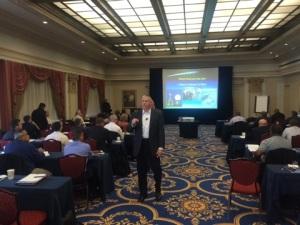 MILSPRAY CEO & President, Brian Feser