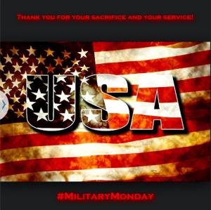MilitaryMonday