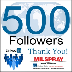 LinkedIn 500 Followers
