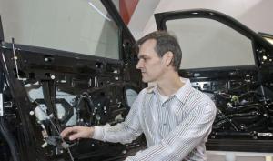 Matthew Johnston, Director of Research & Development (Photo: Bob Bielk/Staff Photographer at APP.com)