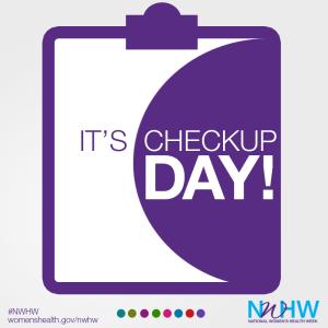 National Women's Health Week 2