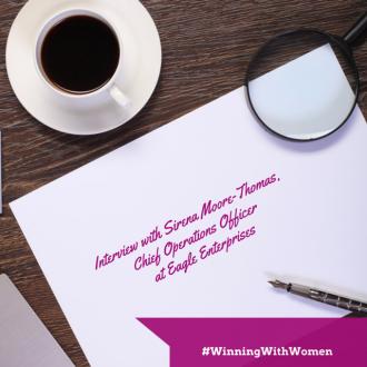 Winning With Women Sirena Moore-Thomas
