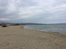 Beach in Italy