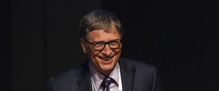 Bill Gates speaks during the Forbes' 2015 Philanthropy Summit Awards Dinner on June 3, 2015 in New York City.  (Photo by Dimitrios Kambouris/Getty Images)