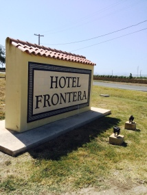 Hotel Frontera in Spain