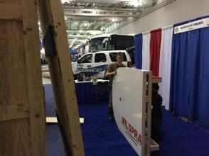 Day 1 Police Security Expo H