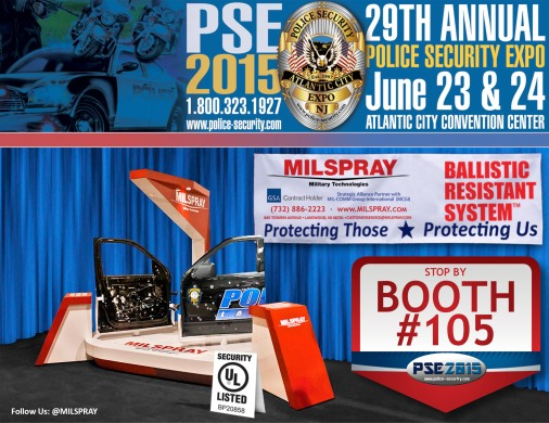 PSE Graphic for Booth 105