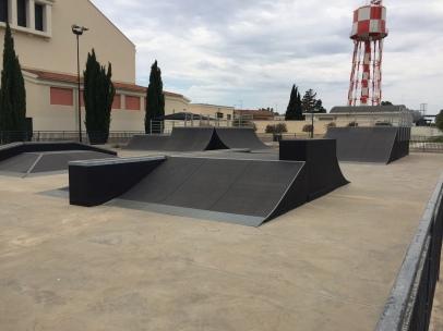 Skate Park in Italy