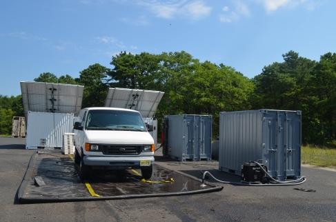 Vehicle Wash System 8