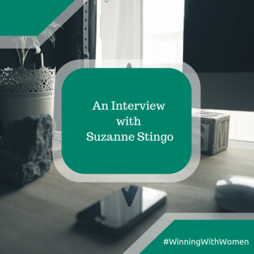 An Interview with Suzanne Stingo
