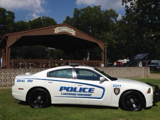 National Night Out Vehicle