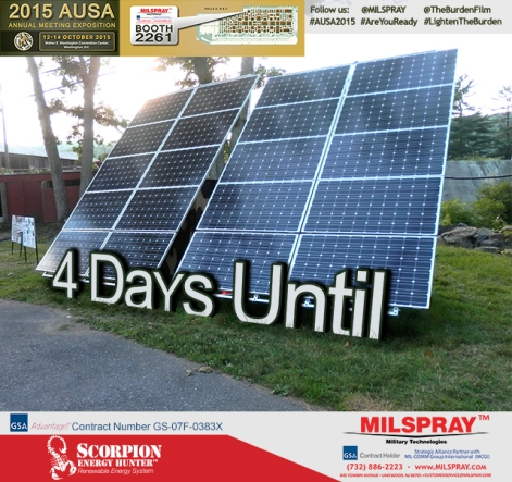 AUSA Annual Meeting Countdown