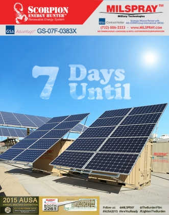 AUSA Countdown Renewable Energy