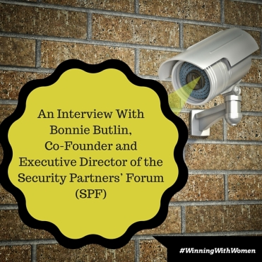 An Interview With Bonnie Butlin, Co-Founder and Executive Director of the Security Partners' Forum (SPF)