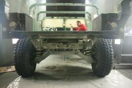 Humvee Masking 21