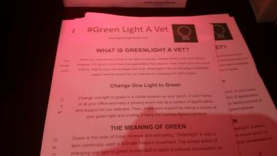 #GreenLightAVet