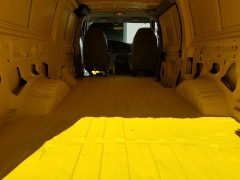Tough Coat Van Inside 2