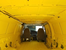 Tough Coat Van inside 3