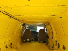 Tough Coat Van inside 3
