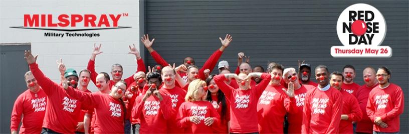 Red Nose Day Facebook Header