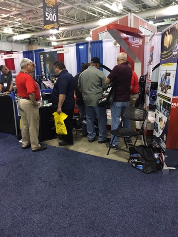 Police Security Expo - MILSPRAY™