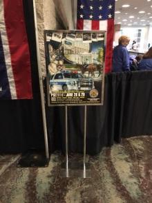 Police Security Expo - MILSPRAY™