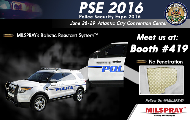 Police Security Expo d