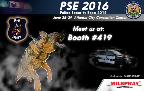 Police Security Expo e