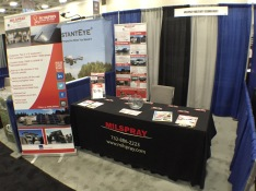 MILSPRAY™ at 2016 Warrior Expo East