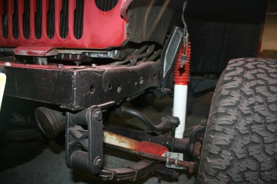 Before Tough Coat- 1981 Jeep (13)
