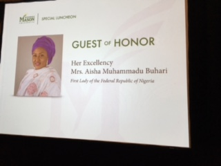 First Lady of The Federal Republic Of Nigeria Mrs Aisha Muhammadu Buhari (2)
