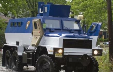 MRAP In Action