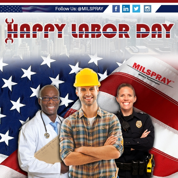 Labor Day 2016 Graphic