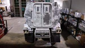 MRAP Sandblasted
