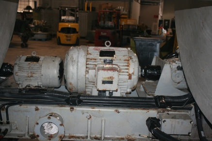 Before Restoration - RI OK-410 Winch System