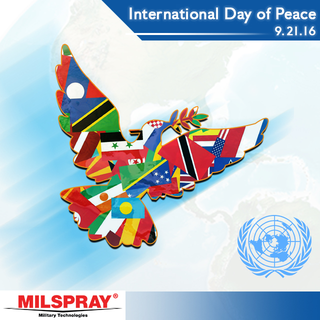 Happy International Day of Peace