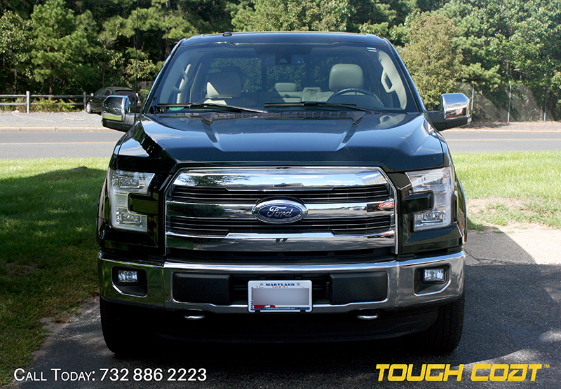 Tough Coat™ on Ford F150 Larait