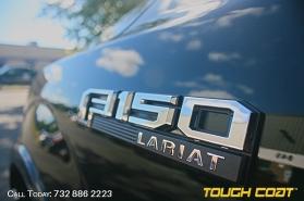 Tough Coat on Ford F150 Lariat