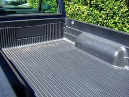 Drop-in bedliner