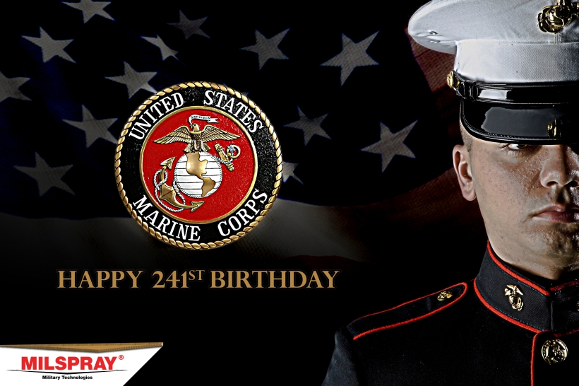 Happy 241st Birthday to the United States Marine Corps.