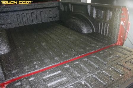 Bed Liner Tough Coat Ford F150