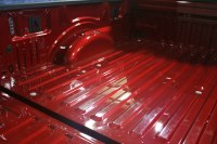 Bed Liner Tough Coat Ford F150 - Before