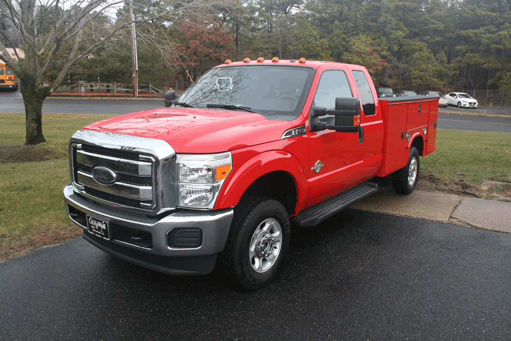 Tough Coat™ Tuesday: Ford F350 XLT   Bed Liner   MILSPRAY®