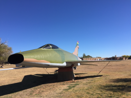 Static Display | Cannon Air Force Base