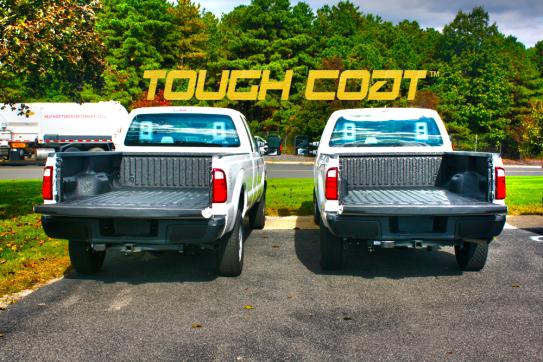 Ford® F250 Tough Coat Bed Liner