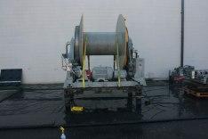 OK-410 Winch System Undersea Warfare - Before